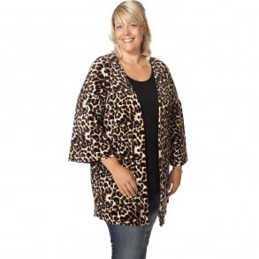 fa9a56d7f88d Tilbud PLUS Size. Leo kimono