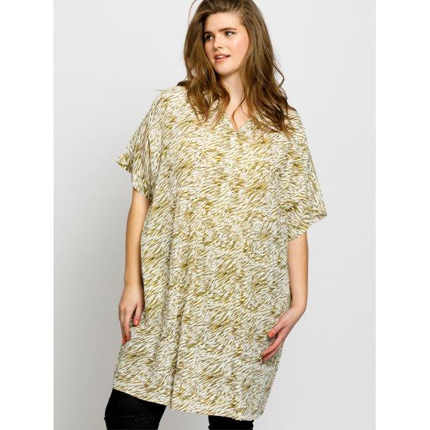 Oversize kjole m. lommer
