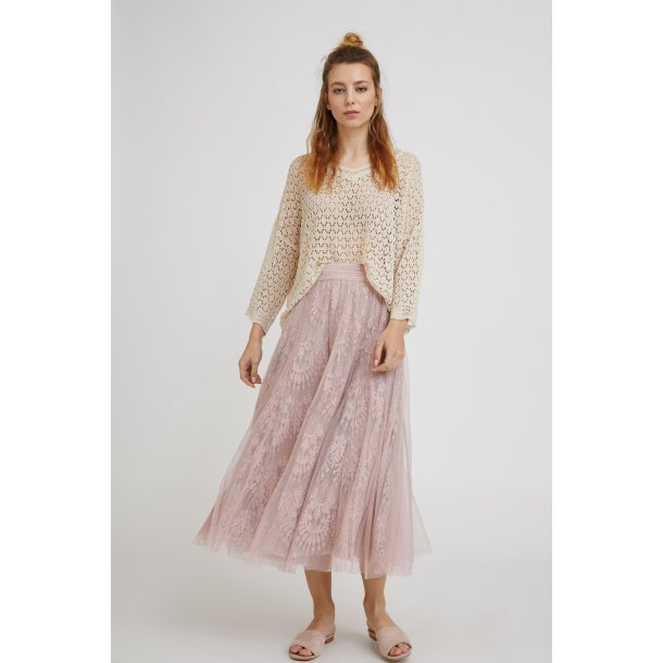Tulipe skirt long